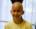 Steril szoba a 13 éves Chron beteg Eriknek