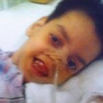 Amanda 7 éves beteg kislány