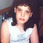 Eszter mozgássérült kislány