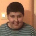 Gábor 13 éves epilepsziás, asztmás, szellemi fogyatékos, mozgássérült kifú