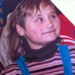 Gabriella 11 éves fogyatékossággal született kislány