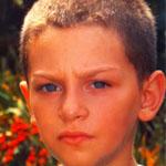Henrik 9 éves beteg kisfiú