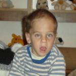 Martin 6 éves