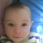 Milán 6 hónapos beteg kisfiú