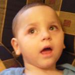 Olivér 2 éves, tartós betegségben szenved