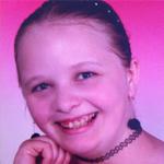 Szilvia 14 éves  hodgkin kór, nyiroksejt túlsúly betegségben szenved